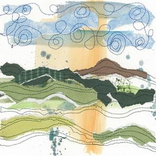 Stitched Landscape II