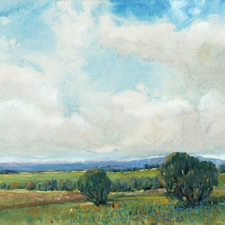 Looming Clouds II