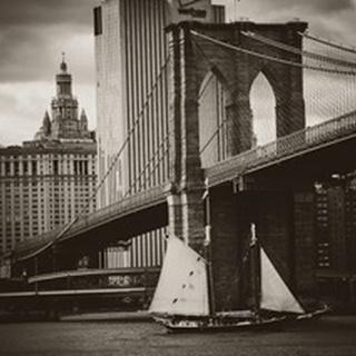 The Sailboat and the Bridge