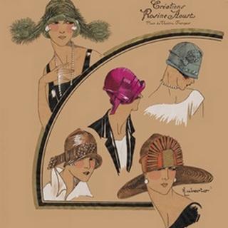 Elegant Chapeau II