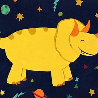 Starry Dinos V