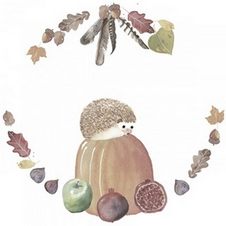 Cute Autumn Forest Collection C