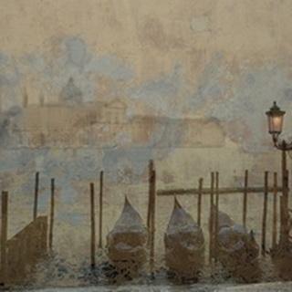 Dawn and the Gondolas II