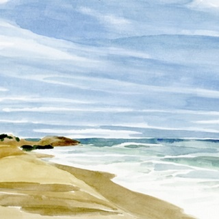 Coastline Calm II