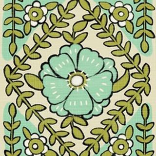 Gouache Florals IV
