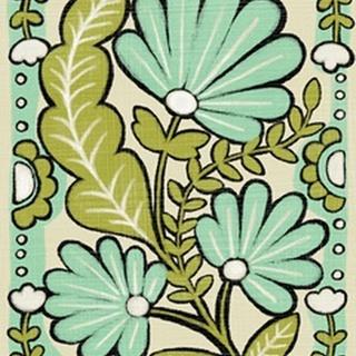 Gouache Florals III