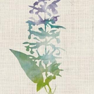 Watercolor Plants I