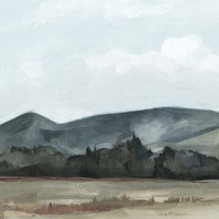 Farmhouse View I
