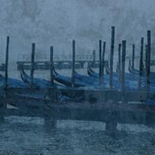 Blue Canal II