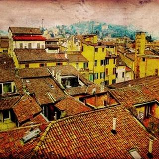 Bird's-eye Italy I