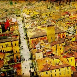 Bird's-eye Italy IV