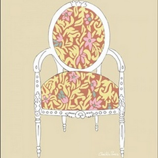 Decorative Chair I