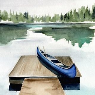 Lake Views I