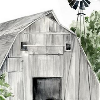 Weathered Barn II