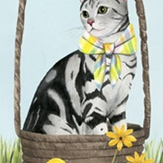 Easter Cats Collection B