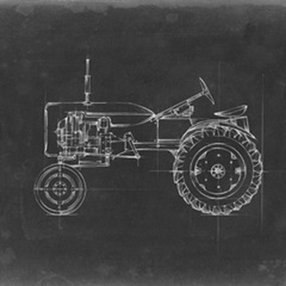 Tractor Blueprint III
