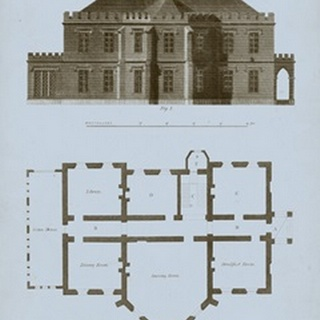 Chambray House and Plan III