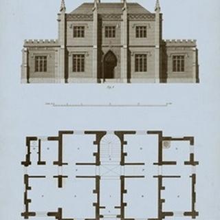 Chambray House and Plan V