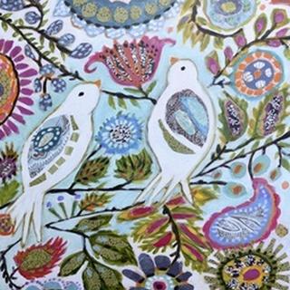 Paper Birds II