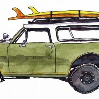Surf Car II