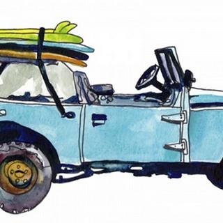 Surf Car III
