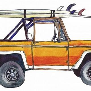 Surf Car XIII