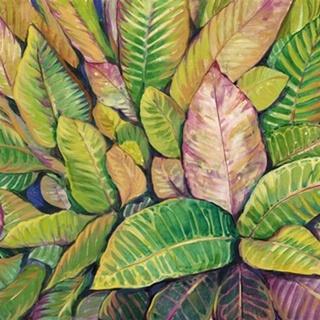 Tropical Close Up I