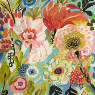 Secret Garden Floral III
