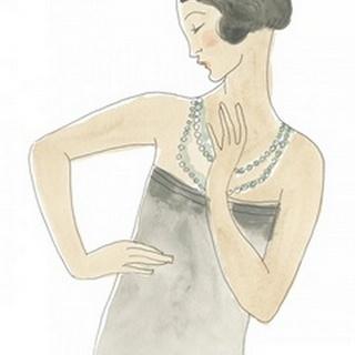 Flapper Fashion Sketches V