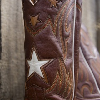 Boots with Star