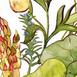 Vegetable Melange I