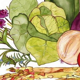 Vegetable Melange II