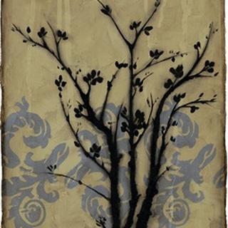 Branch in Silhouette II