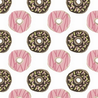 Happy Donuts Collection F