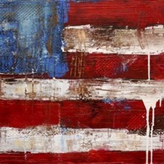 Ashley American Flag