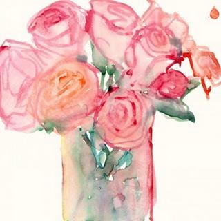 Cottage Roses II