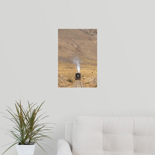 Poster-Print-Wall-Art-entitled-Argentina-Chubut-Province-Esquel-La-Trochita miniature 17