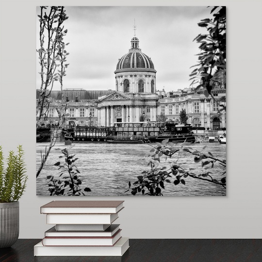 034-French-Academy-III-034-Canvas-Art-Print miniature 3