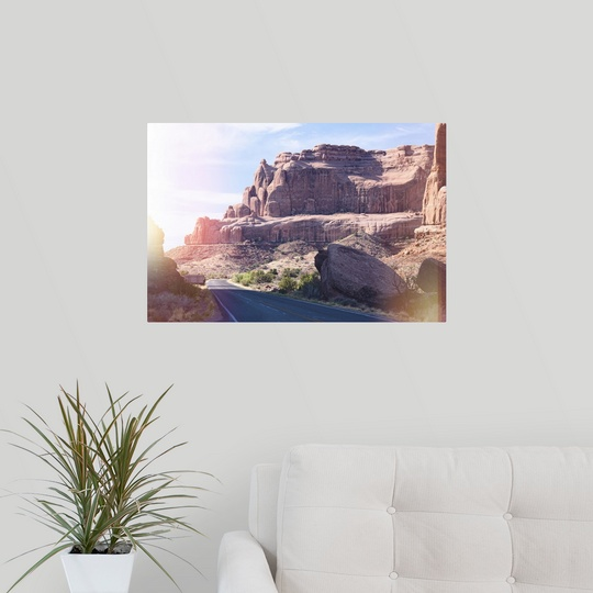 Poster-Print-Wall-Art-entitled-California-Pastel-Series thumbnail 15