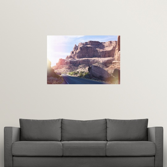 Poster-Print-Wall-Art-entitled-California-Pastel-Series thumbnail 12