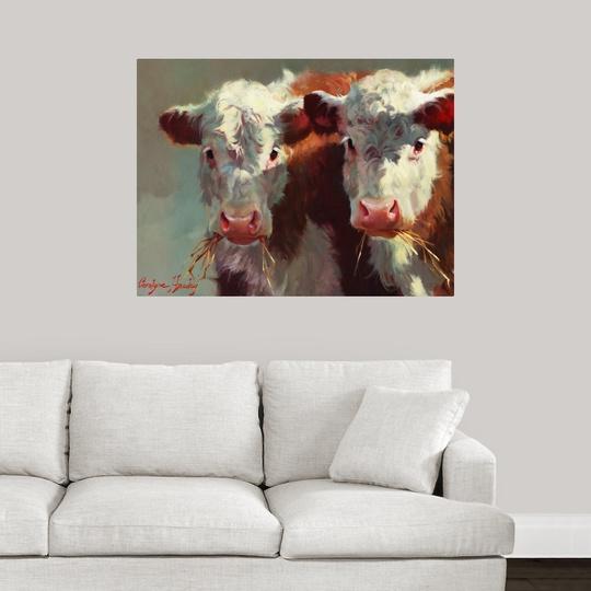 034-Cow-Belles-034-Poster-Print miniature 7